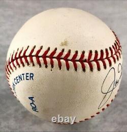 Joe Dimaggio Jsa Signed Official American League Baseball Autographed #bb75551