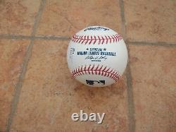 Joe Torre Signed Official Major League Baseball New York Yankees Jsa Coa