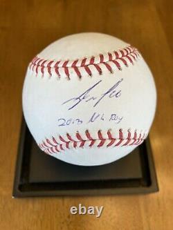 Jose Fernandez Signed Autographed Official Major League Baseball Fanatics COA
