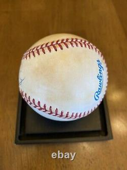 Ken Griffey Jr. Signed Autographed Official National League Baseball Mariners