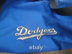 Los Angeles Dodgers Official Major League Game Used Helmet Travel Bag MLB 085475