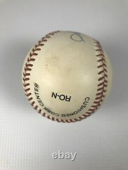 Los Angeles Dodgers Sandy Koufax Signed Official National League Baseball