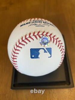Mariano Rivera Signed Autographed Official Major League Baseball Steiner MLB COA