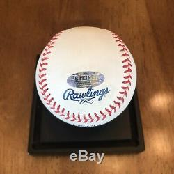 Mariano Rivera Signed Autographed Official Major League Baseball Yankees Steiner