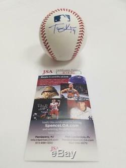Masahiro Tanaka Signed Official Major League Baseball (New York Yankees) JSA COA