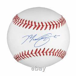 Max Scherzer Autographed Rawlings Official Major League Baseball