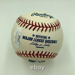 Mint Randy Johnson Signed Autographed Official Major League Baseball JSA COA