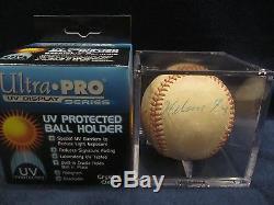 Nelson Nellie Fox Autographed Official League (1960's) Baseball PSA Full LOA