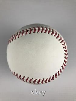 New York Mets Jacob deGrom Signed Official Major League Baseball