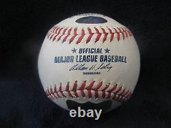 Nolan Ryan Autographed Official Major League (Selig) STAT Baseball Radtke Cert