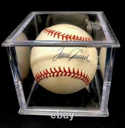 Official Ball National League Signed Tom Seaver JSA Authenticated Baseball HoF