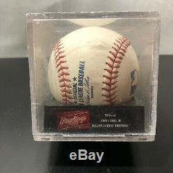 Official MLB Rawlings Anaheim Angels Albert Pujols Signed Major League Baseball