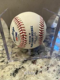 PSA/DNA Certified Tony Gwynn Signed Official Major League Baseball HOF 07