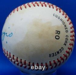 PSA DNA Joe DiMaggio Autographed Signed AUTO Official League Baseball DBB 520