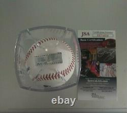 Pete Alonso New York Mets Autographed Rawlings Official Major League Baseball