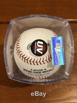 RARE Ralph Lauren 50th Anniversary LE Rawlings Official Major League Baseball