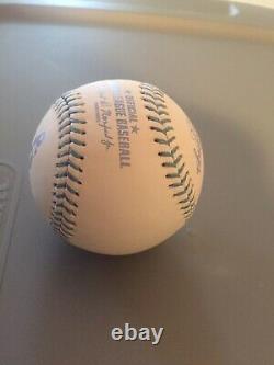 Rawlings Fathers Day Official Major League Baseball Blue Ribbon ROMLB