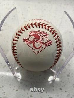 Rawlings Official American League 100th Anniversary Unsigned Logo Baseball