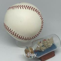 Rawlings Official American League AL MVP Unsigned Logo Baseball Rare Trout U248