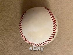 Roger Maris Signed Official League Baseball