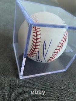 Ronald Acuna Jr. Braves Autographed Official Major League Baseball- Beckett COA