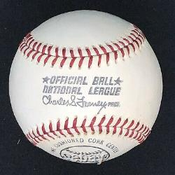 SUPER RARE Vintage Spalding Feeney ONL Official National League Baseball HAITI