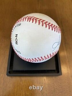 Sandy Koufax Signed Autographed Official National League Baseball Dodgers