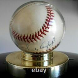 Sandy Koufax Signed Official Major League Baseball Dodgers