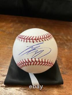 Shohei Ohtani Signed Official Major League Baseball PSA DNA Coa Angels
