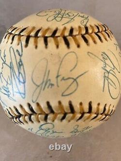 Signed 1994 National League ALL STAR TEAM Baseball Rawlings Official MLB w COA