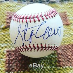 Stephen Colbert Signed Autograph Official Major League Baseball OMLB USA