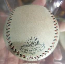 Stunning 1930s Official Partridge League baseball with BOX