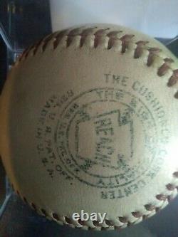 Ted Williams Signed Reach Official American League Harridge 1951-1958 Baseball