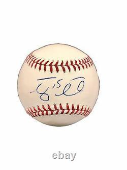 Tim Tebow Official Major League Signed Baseball JSA