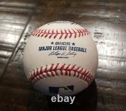 Tom Hanks Autographed Signed OMLB Official Major League Baseball With COA