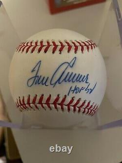 Tom Seaver HOF 92 New York Mets Signed Official National League Baseball