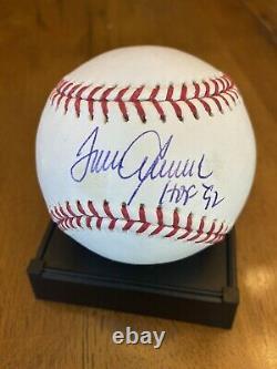 Tom Seaver HOF 92 Signed Autographed Official Major League Baseball PSA COA
