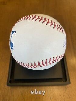 Tom Seaver Signed Autographed Official Major League Baseball 3640k RJ COA Mets