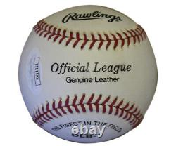 Tony Gwynn Signed San Diego Padres Official League Baseball 394-94 JSA 31001