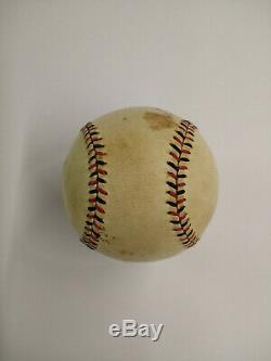 Vintage 1918 Goldsmith No. 97 Official League Baseball