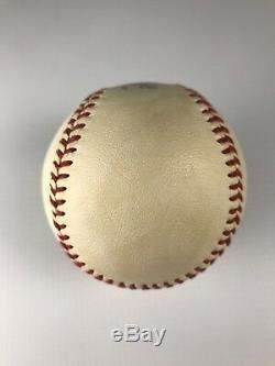 Vintage 1948-50 Official Reach William Harridge American League Baseball