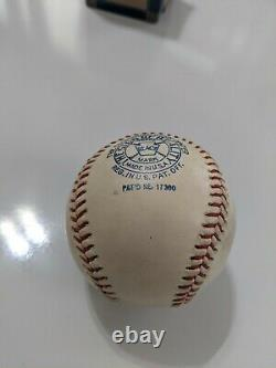 Vintage AJ Reach Co. 1934 Official American League Baseball with Box