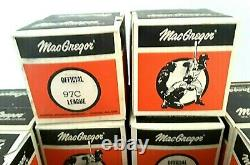 Vintage New Box Old Stock MacGregor Official League Baseball 97C -12 Each
