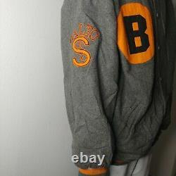Vintage Rare Baltimore Black Sox Official Negro League Baseball Museum Jacket