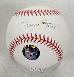 Willie Mays Signed Official Major League Baseball SAY HEY & STEINER Holos BC2329