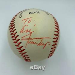 Willie Mays Signed Official National League Baseball PSA DNA COA