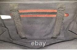 Wilson MLB Official Ball Glove of Major League Baseball Leather Briefcase
