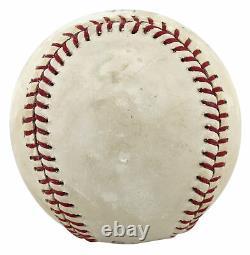 Yankees Thurman Munson Authentic Signed Official League Baseball PSA #AH03628