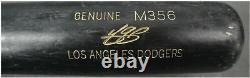 Yasmani Grandal Official Major League Team Issued Baseball Bat Dodgers JB836484