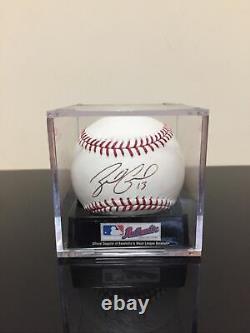 Zack Greinke Signed Official Major League Baseball MLB Holo COA Astros Royals